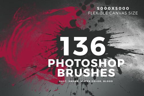 136 Photoshop Brushes.jpg