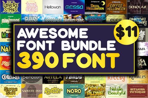 Awesome Font Bundle.jpg