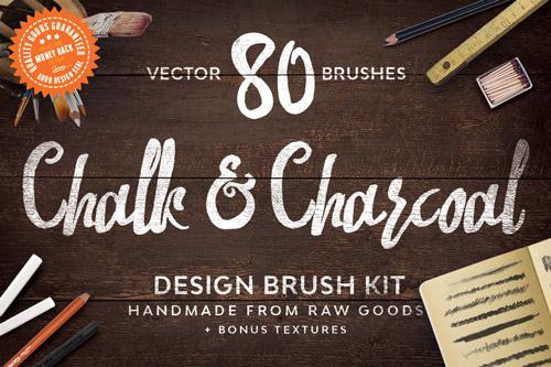 Chalk & Charcoal Vector Brushes.jpg