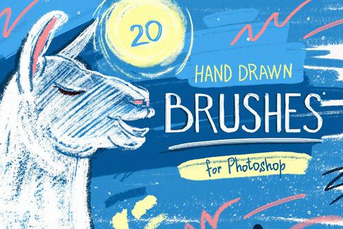 Hand-Drawn Brushes.jpg
