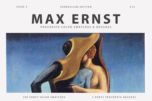 Max Ernst's Art Procreate Brushes.jpg