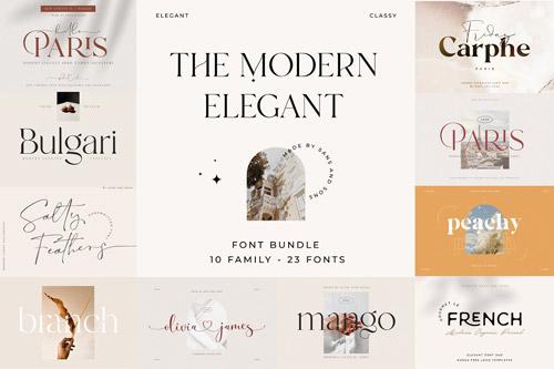 Modern Elegant Font Bundle.jpg