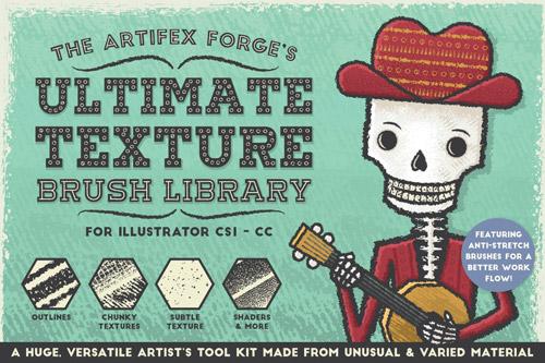 Texture Brushes Illustrator.jpg