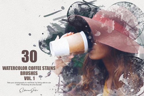 Watercolor Coffee Stains.jpg