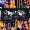 Night Life Photoshop Actions